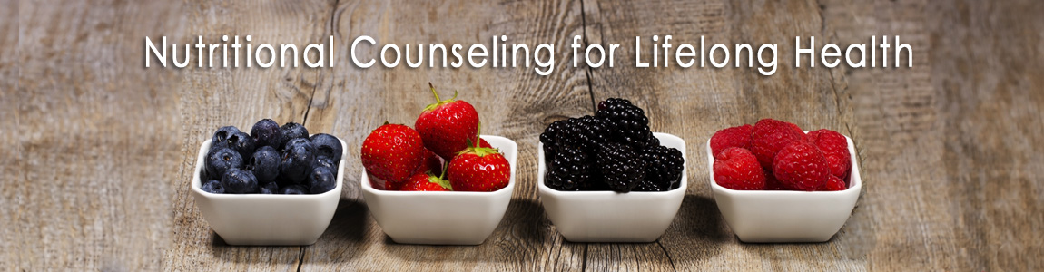 Nutritional Counseling for Lifelong Health